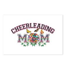 Cheerleading Mom Postcards (Package of 8)