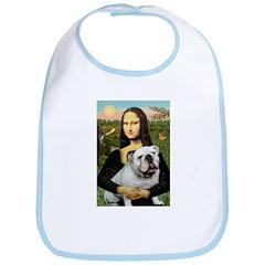 Mona's English Bulldog Bib