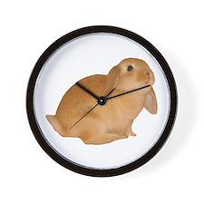 """bunny 5"" Wall Clock"