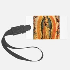 Virgin Of Guadalupe Luggage Tag