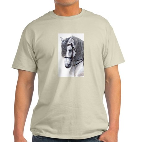 Ash Grey Andalusian T-Shirt