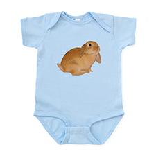 """bunny 5"" Infant Bodysuit"