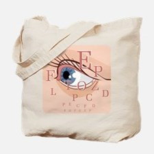 Lovely Eye Tote Bag