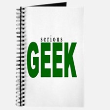 SERIOUS GEEK Journal