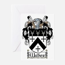 Walker Coat of Arms Greeting Cards (Pk of 20)