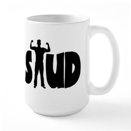 Stud Large Mug