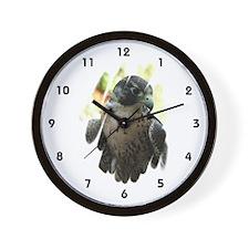 Speed Demon Wall Clock