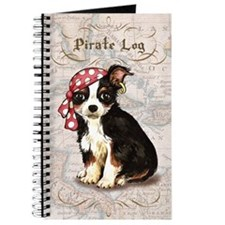 Chihuahua Pirate Journal