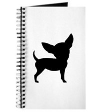 Funny Cute Chihuahua Journal