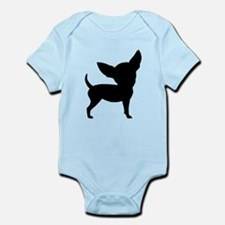 Funny Cute Chihuahua Infant Bodysuit