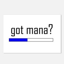 Got Mana? Postcards (Package of 8)