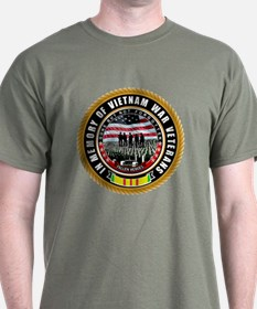 Vietnam War Veterans T-Shirt