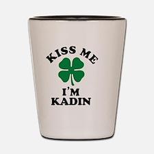 Unique Kadin Shot Glass