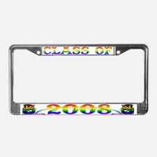 GLBT / LGBT - Class Of 2008 - License Plate Frame