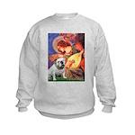 Mandolin Angel & English BD Kids Sweatshirt