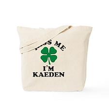 Cute Kaeden Tote Bag