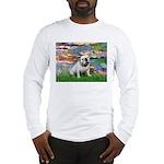 Lilies (#2) & Englsih BD (#9) Long Sleeve T-Shirt