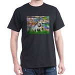 Lilies (#2) & Englsih BD (#9) Dark T-Shirt