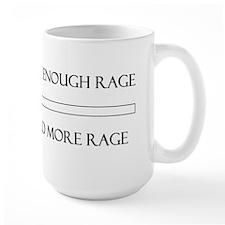 Not Enough Rage Mug