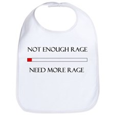 Not Enough Rage Bib