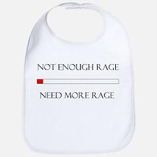 Not Enough Rage Bib
