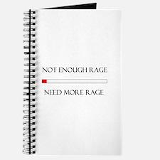 Not Enough Rage Journal