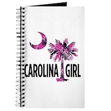 Pink Camo Carolina Girl 2 Journal