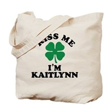 Unique Kaitlynn Tote Bag