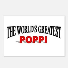 """The World's Greatest Poppi"" Postcards (Package of"
