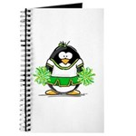 Cheerleader Penguin Journal