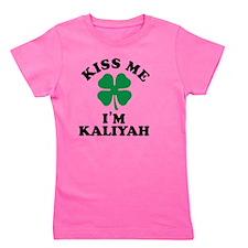 Cute Kaliyah Girl's Tee
