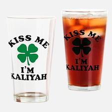 Unique Kaliyah Drinking Glass