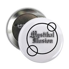 """Illusion 2.25"""" Button (100 pack)"""