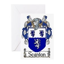 Scanlon Coat of Arms Greeting Cards (Pk of 20)