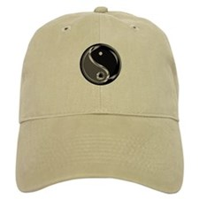 Yin Yang for balance. Baseball Cap