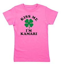 Cute Kamari Girl's Tee