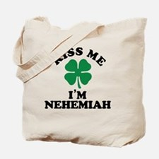 Unique Nehemiah Tote Bag