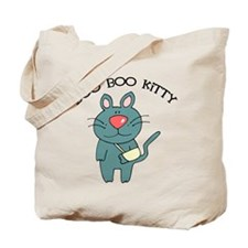 Boo Boo Kitty Cat Tote Bag