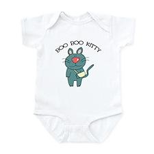 Boo Boo Kitty Cat Infant Bodysuit