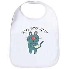 Boo Boo Kitty Cat Bib