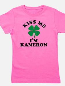 Cute Kameron Girl's Tee