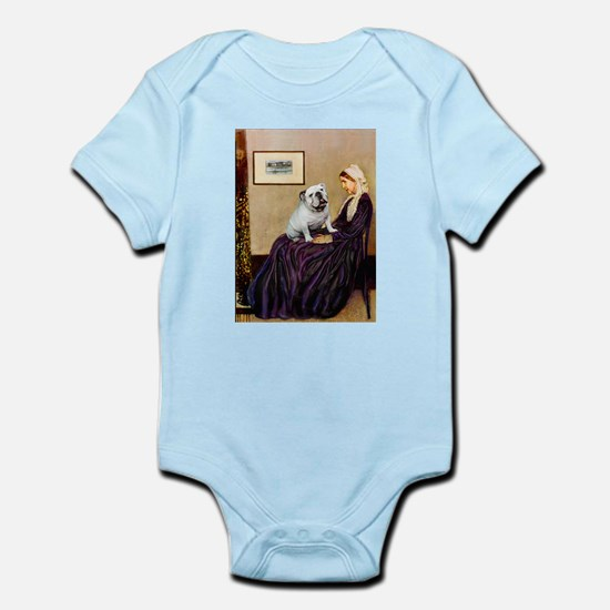 Mom's English BD (#9) Infant Bodysuit