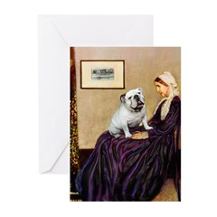 Mom's English BD (#9) Greeting Cards (Pk of 20)