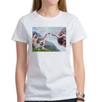 Creation / English BD (#9) Women's T-Shirt