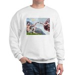 Creation / English BD (#9) Sweatshirt