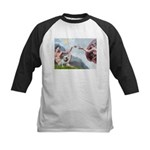 Creation / English BD (#9) Kids Baseball Jersey