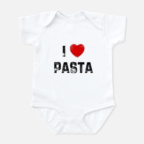 I * Pasta Infant Bodysuit
