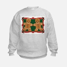 Gingerbread Couple Sweatshirt
