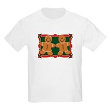 Gingerbread Couple T-Shirt