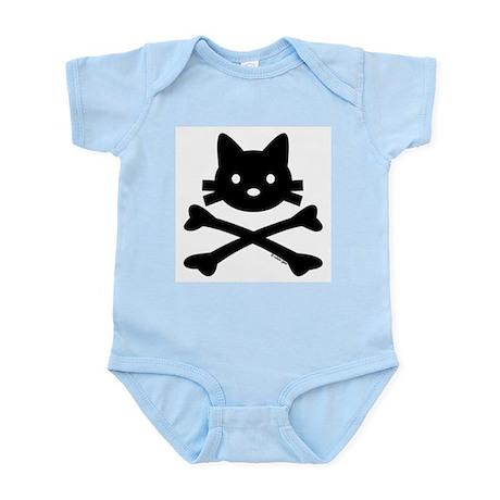 Kitty X-Bones by Rotem Gear Infant Bodysuit